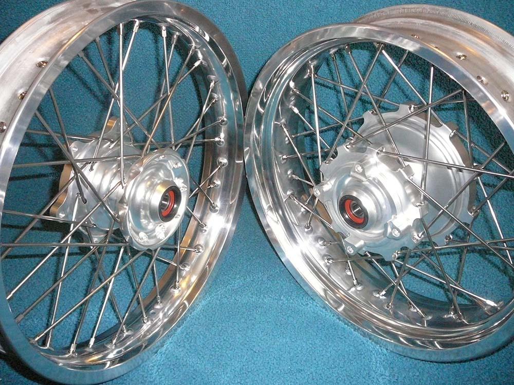 Devon Wheel Building - Quality wheelbuilding service, specialising ...